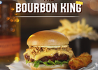 Loco Captures Byron Hamburger and Bulleit Collaboration 'The Bourbon King'