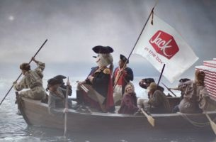 Jack Enlightens America in David&Goliath's New Spot for Jack in the Box