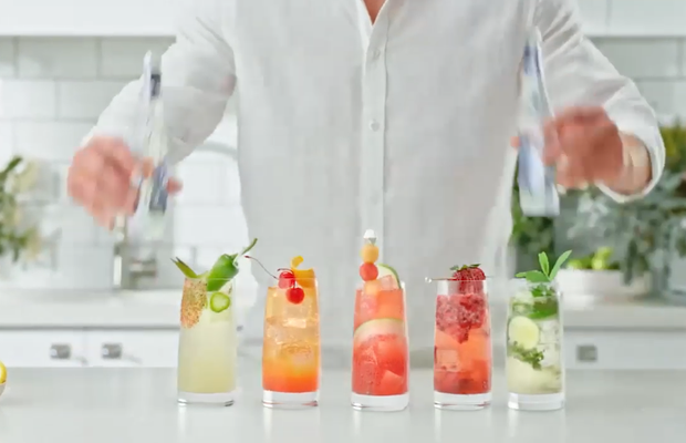 Cascade Advert Tells Aussies 'Don't Just Make it, Make it Amazing'