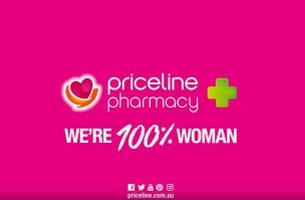 Priceline Pharmacy Goes '100% Woman' in New Campaign from Ogilvy Melbourne