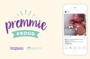 BabyLove Champions Premmie Babies with New Social Initiative via BWM Dentsu