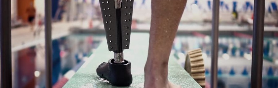 Your Shot: How JWT NY Helped a War Veteran Swim Again with an Amphibious Prosthestic