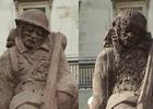 Soldier Sculpture Slowly Dissolves in London to Mark the Battle of Passchendaele