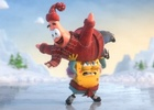 Aardman Nathan Love Gives Legendary Nickelodeon Characters CG Makeovers