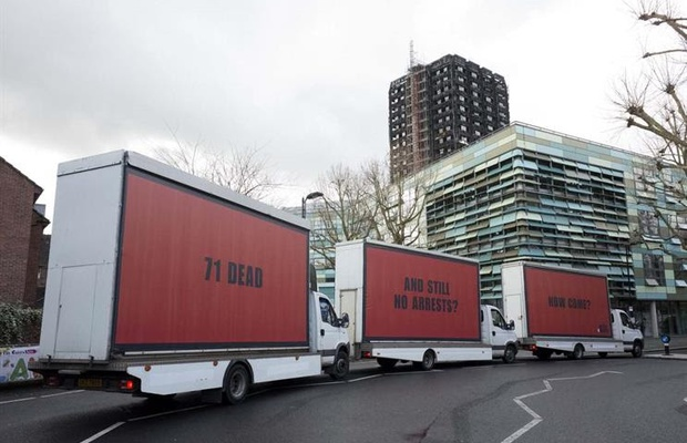 A 'New Global Protest Method': Grenfell, Three Billboards, and the Power of a Smart Media Strategy