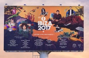 Mother Design Captures The Spirit of Ibiza for BBC Radio 1