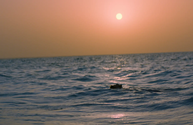 Ocean, Island and Silhouettes in Lavish Film by M&C Saatchi and electriclimefilms