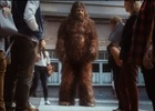 Bigfoot Creates Quite A Stir For Virgin Media's 'Nothing Hidden' Campaign