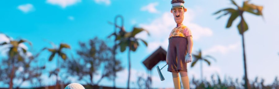 Animation Collective MegaComputeur Tees Off with Hilarious Golf Short