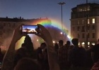 Ben&Jerry's Brings Back The Controversial Rainbow to The Centre of Warsaw