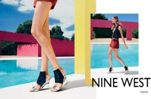 Habitant Brings Fashion to Luis Barragán's 'La Cuadra San Cristobal' for New Nine West Campaign
