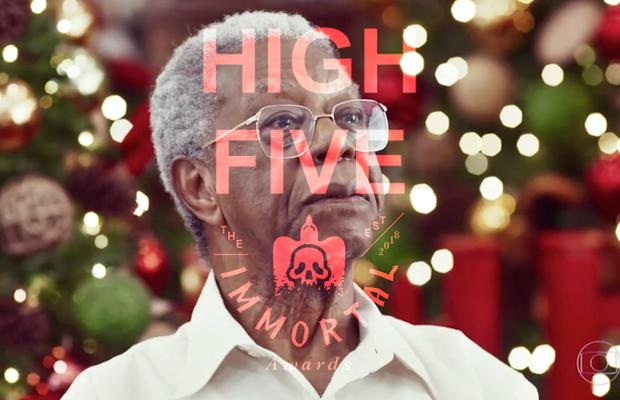 Immortal High Five: Mariana Sá