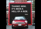 As Taxi and Mini Part ways After 10 Fantastic Years...