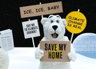 Trump's Xmas Meltdown: Heat the Trumpsicle. Help the Polar Bears