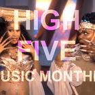 High Five Music Monthly: Margo Mars
