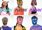Transform from Human to 'Puman' with Puma's AR Face Filters on Instagram
