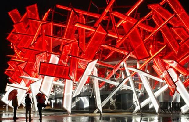 Coca Colas Interactive Olympic Pavilion Lbbonline