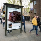 MediaCom Unveils Delicious-Smelling Bus Shelter to Promote BOSH! Cookbook