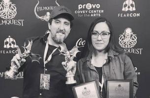 Miguel Ortega Wins Four Honours at Filmquest Film Festival