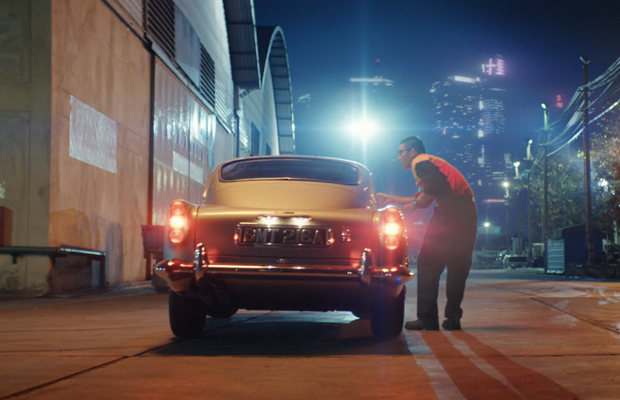 DHL Has a Licence to Deliver in Epic James Bond Spot