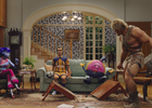 5Game Characters Explain 5G Bandwidth in Optus' Latest Ad from Bear Meets Eagle on Fire