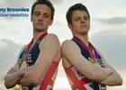 Aldi's New Summer Campaign Showcases Olympic Stars Hilarious Sibling Rivalry