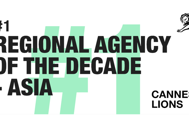 Dentsu Named Cannes Lions Regional Agency of the Decade – Asia
