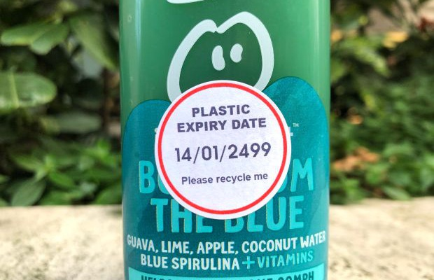 The Plastic Expiry Date: A Small Sticker with a Big Message