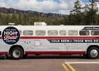 High Brew  Coffee's Custom Vintage Van Embarks on US Nationwide Tour