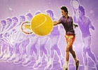 Cookie Studio Flattens World's Top Tennis Players in New Spot for the ITV French Open
