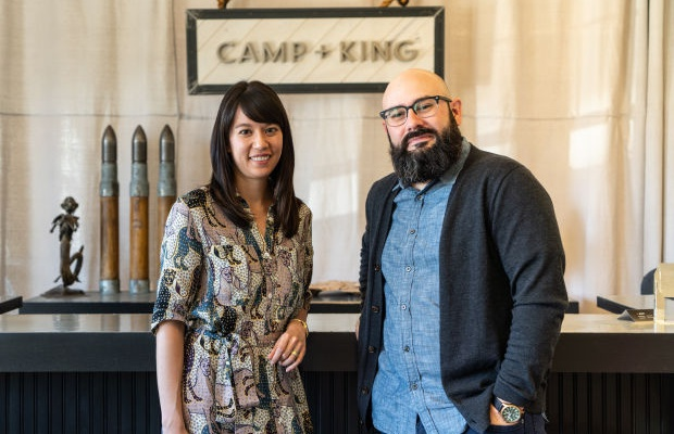 Camp + King Promotes Emily Dillow and David Morrissey to Brand and