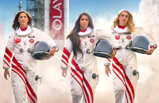 Olay Pays Homage to Women in Science in Super Bowl Spot