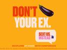 Don't Text Your Ex, Text Trojan Condoms Instead