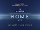 Maison Martell Premieres New Episode of Digital Talk Show 'Martell Home Live'