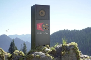 McDonald's Takes Fry Fans to New Heights with Drive-Thru Speaker Box on a Mountain