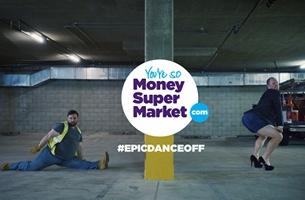 MoneySuperMarket's Epic Dancers Come Together for Epic Dance Off