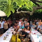 Campaign Brief's Legendary Colombe d'Or Lunch