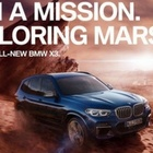 Serviceplan's New Campaign for BMW Aims to Take Us All to Mars
