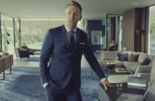 Ryan Reynolds is Moving Fast in Latest BT Infinity Ad