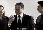 Nescafé Draws On Hong Kong Actor's Hair Dye Ad Fame