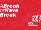 KITKAT's Famous Slogan Finally 'Takes a Break' to Celebrate 85th Birthday