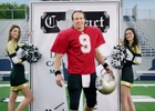 Why Quarterback Drew Brees is Retiring in Can-AM Spot