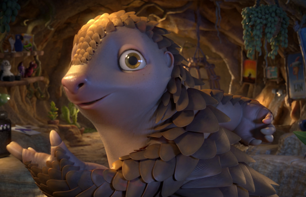 WWF Encourages You to Combat Pangolin Trafficking with Introduction of Endearing Pangolin Lin