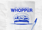 Burger King and UberEats Encourage Voters in Chile with 'The Referendum Whopper'