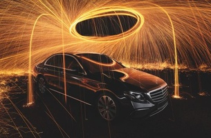 Mercedes-Benz and BBDO Malaysia Trip the Light Fantastic