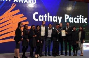 McCann Worldgroup Hong Kong Scoops the Grand Kam Fan at this year's HK4As Kam Fan Awards