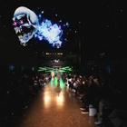 REWIND and Three's World-First Mixed Reality Catwalk Debuts at London Fashion Week