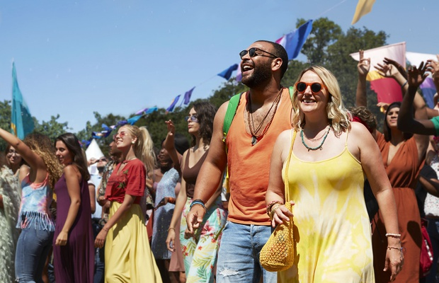 'Find Your Happy Place' is the Message in Barclays' New Ad