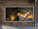 Bushmills Whiskey Wants Us to 'Discover Different' with Abstract OOH Posters