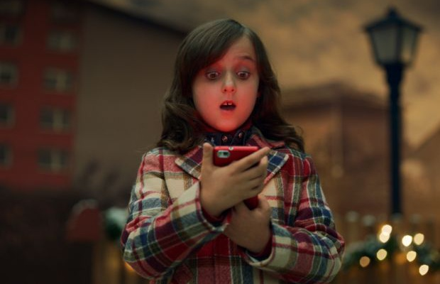 Michel Gondry Reimagines an Iconic Christmas Carol for HP